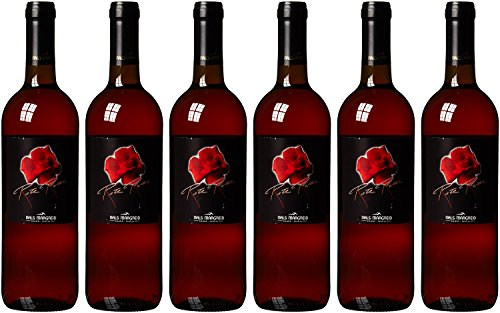Nals Margreid rote Rose rotwein (6 x 750 ml)