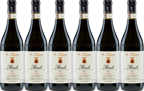 6x Barolo La Morra 2015 - Weingut Elio Filippino, Piemonte - Rotwein