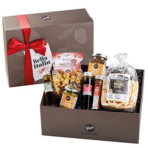 Gepp's Feinkost Bella Italia Geschenkbox I Feinste italienische Delikatessen, hergestellt nach...