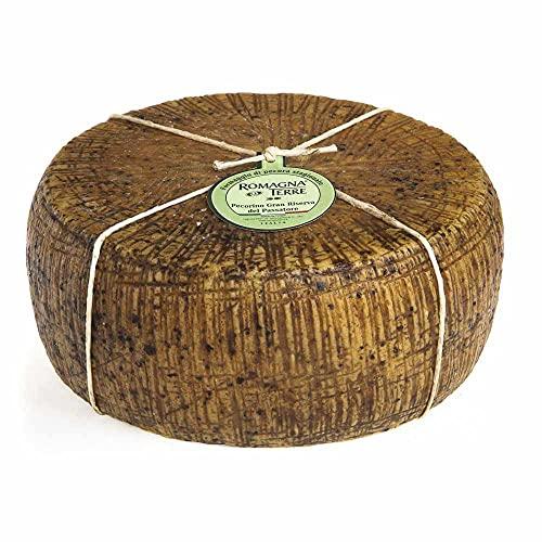 Pecorino Gran Riserva del Passatore ca. 900gr Käse aus Schafmilch Gewinner bester Pecorino Italiens
