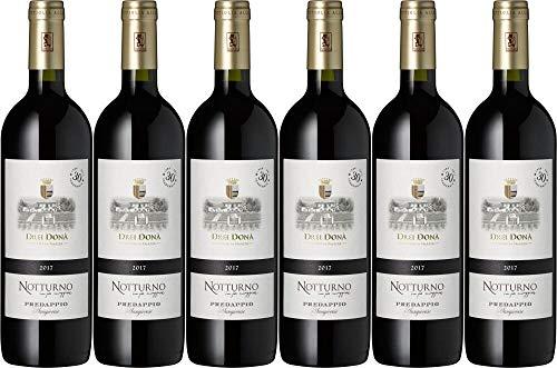 6x Sangiovese Predappio'Notturno' 2017 - Weingut Drei Dona, Emilia-Romagna - Rotwein
