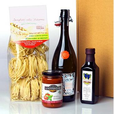 Bio-Geschenkset Italienisch